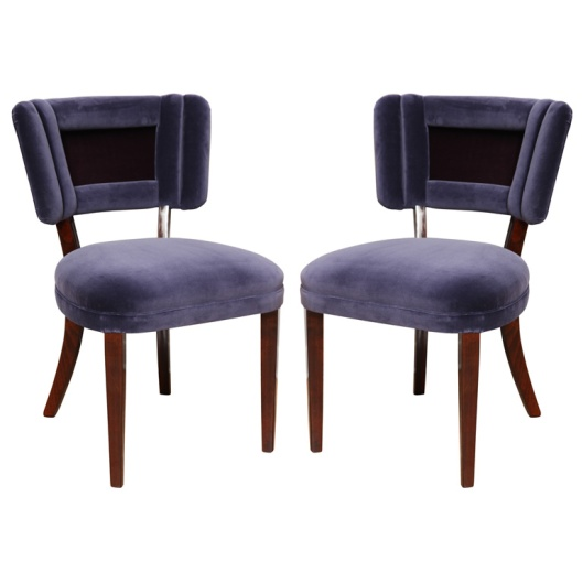 Billy Haines chairs, via #RoomLust
